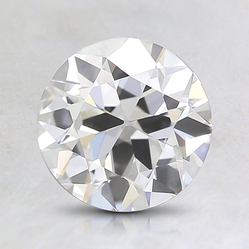 1.07 Ct., G Color, VS2, Circular Brilliant Cut Diamond