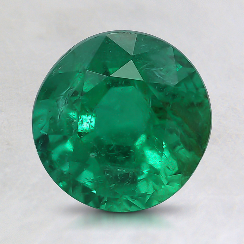 7.5mm Super Premium Round Emerald