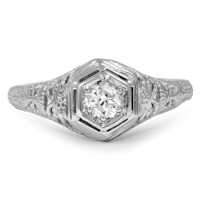 Edwardian Diamond Vintage Ring