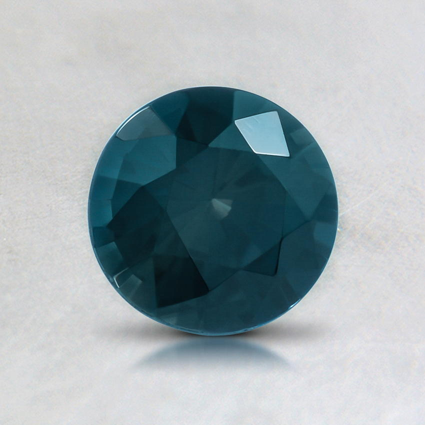 6mm Teal Round Sapphire