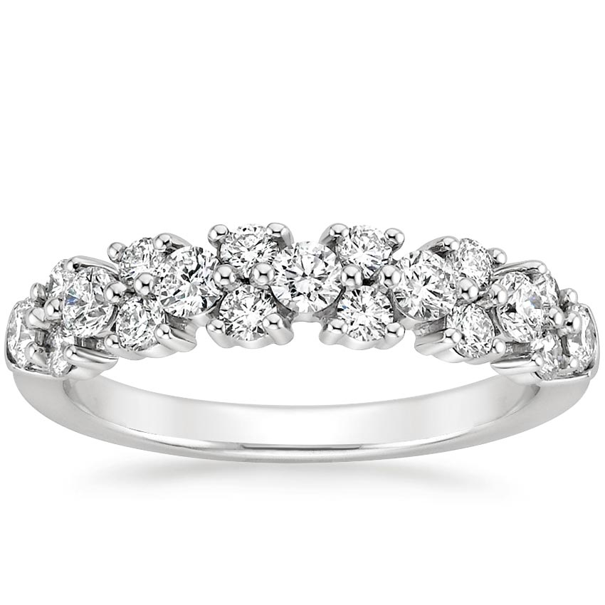 Celeste Diamond Ring (3/4 ct. tw.) in Platinum