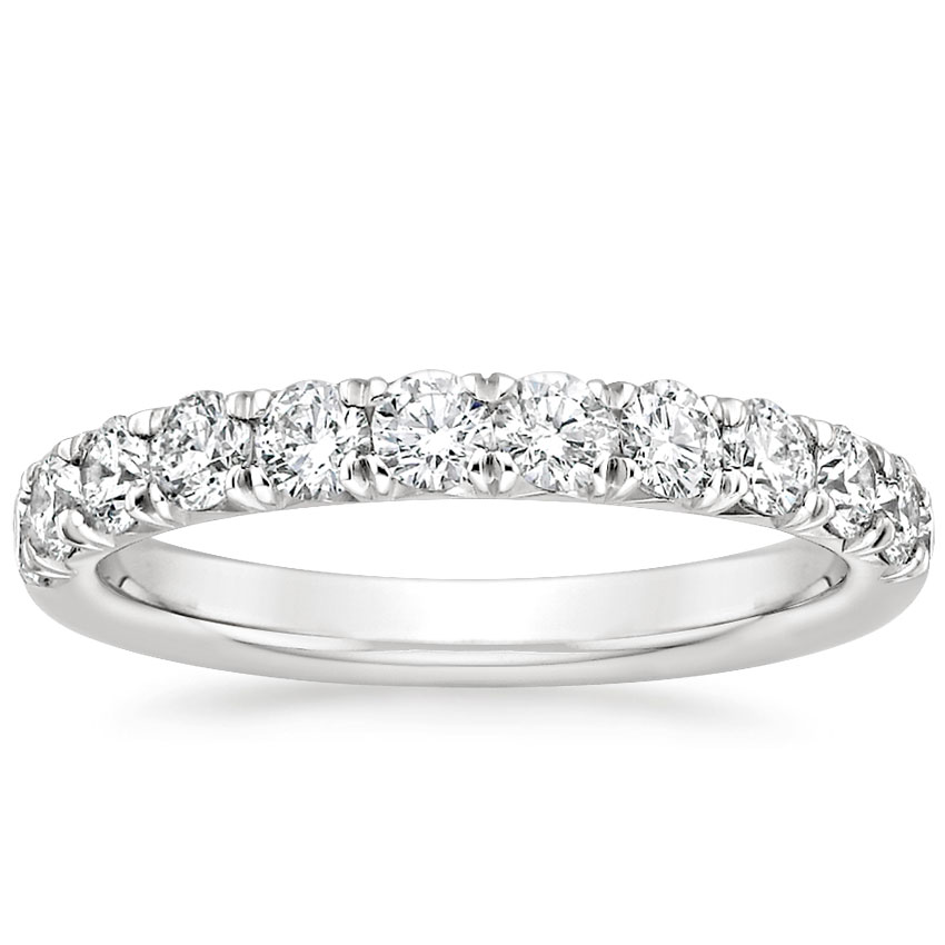 Luxe Anthology Lab Diamond Ring (2/3 ct. tw.) in Platinum