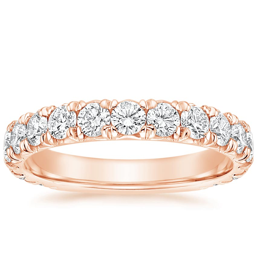 Rose Gold Luxe Ellora Lab Diamond Ring (1 2/5 ct. tw.)