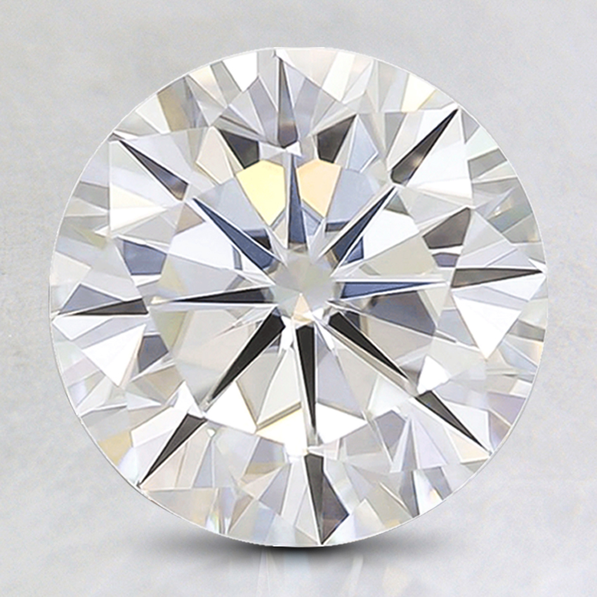 8.5mm Premium Round Moissanite