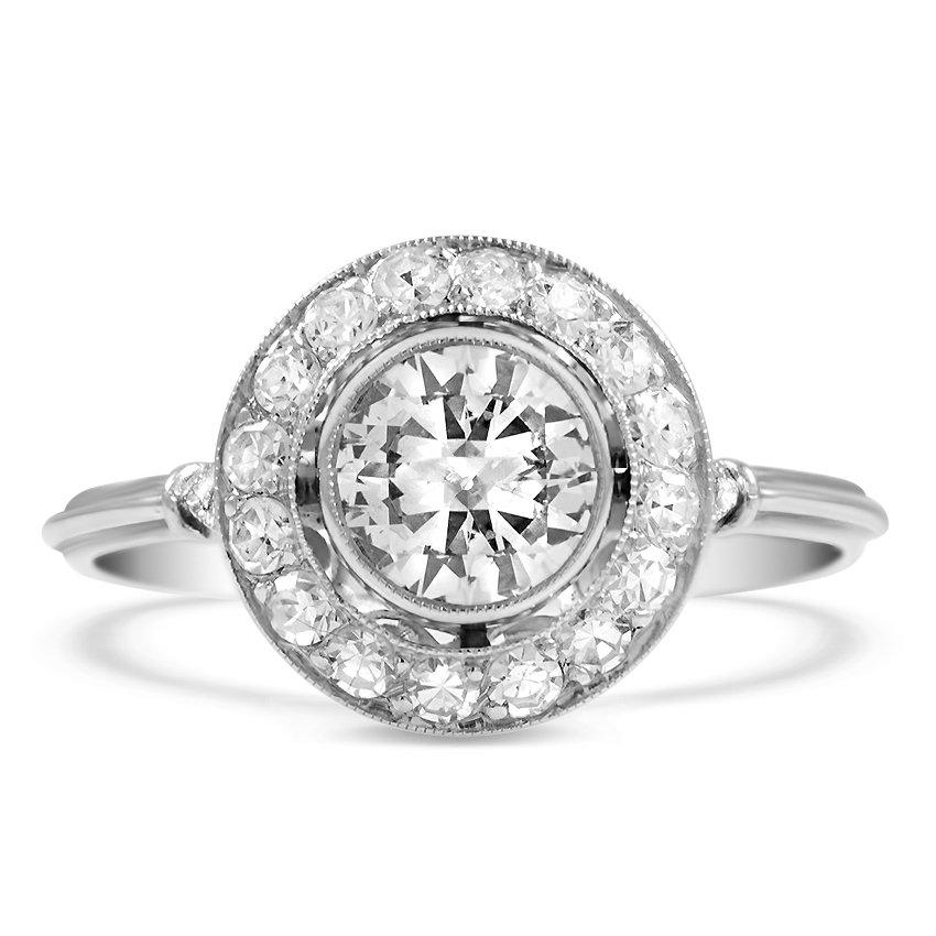 0230ea40a Art Deco Diamond Vintage Ring | Kaplan | Brilliant Earth