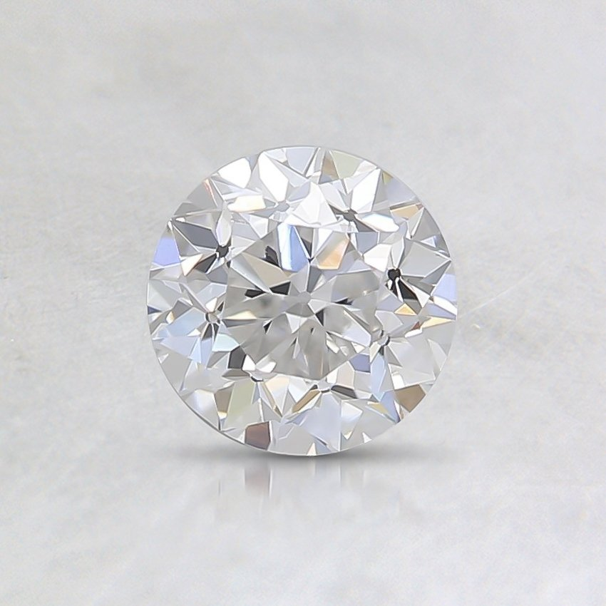 0.64 Ct., E Color, SI1, Old European Cut Diamond
