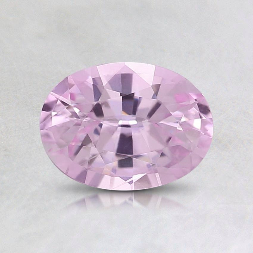 7x5.5mm Pink Oval Sapphire