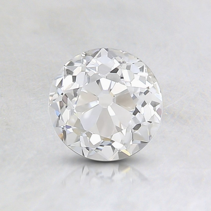 0.59 Ct., I Color, VS1, Old European Cut Diamond