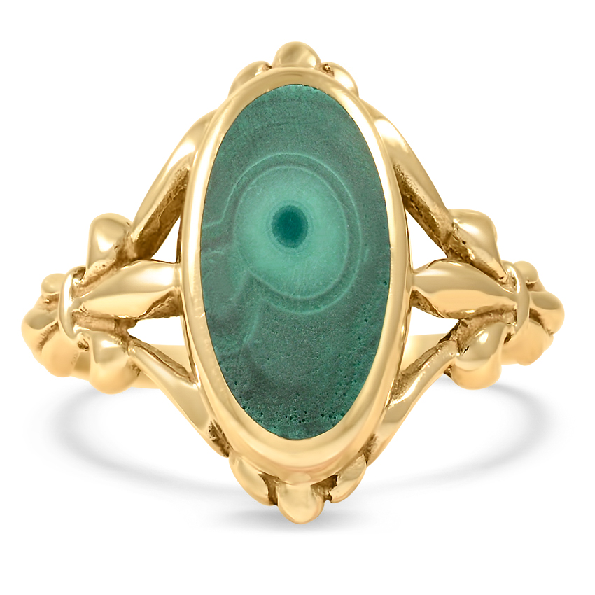 Retro Other gemstones Cocktail Ring