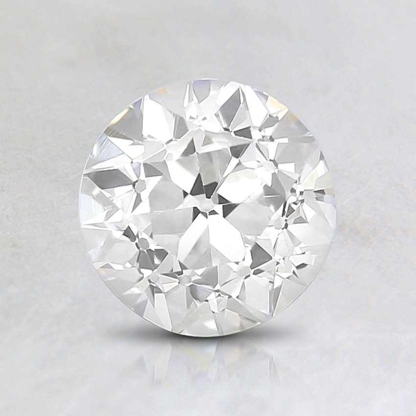 0.98 Ct., J Color, VS1, Circular Brilliant Cut Diamond