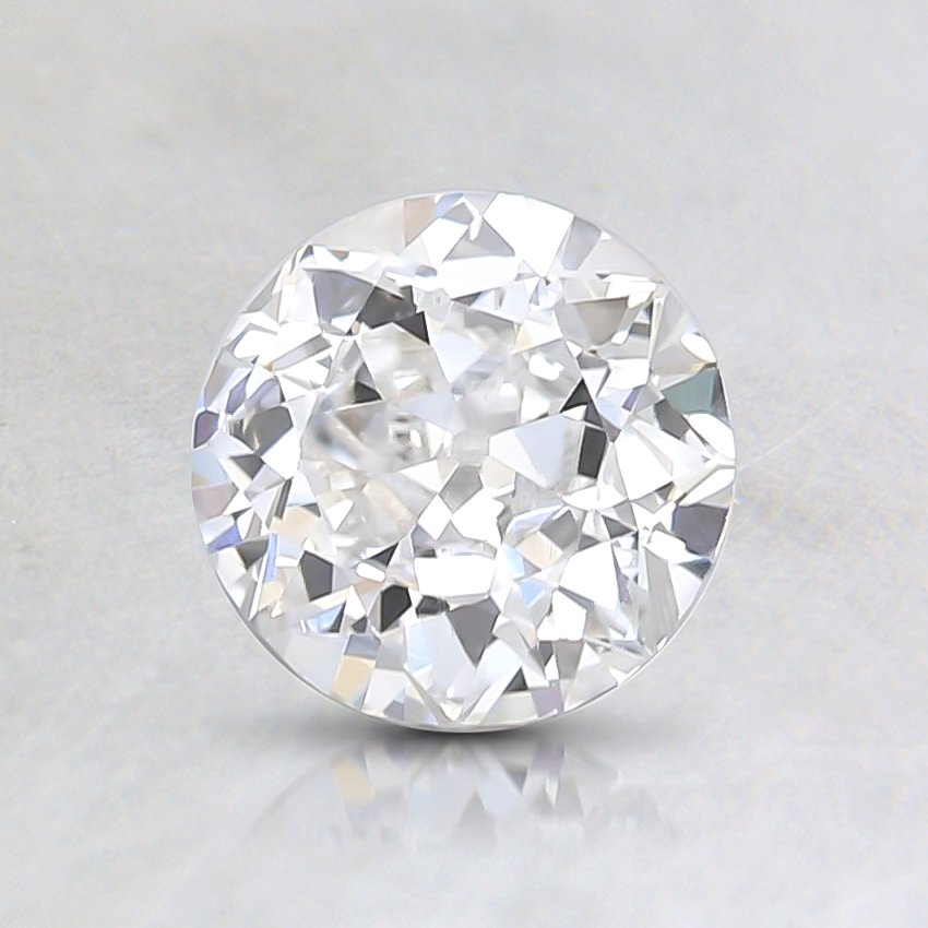 0.70 Ct., E Color, SI1, Circular Brilliant Cut Diamond