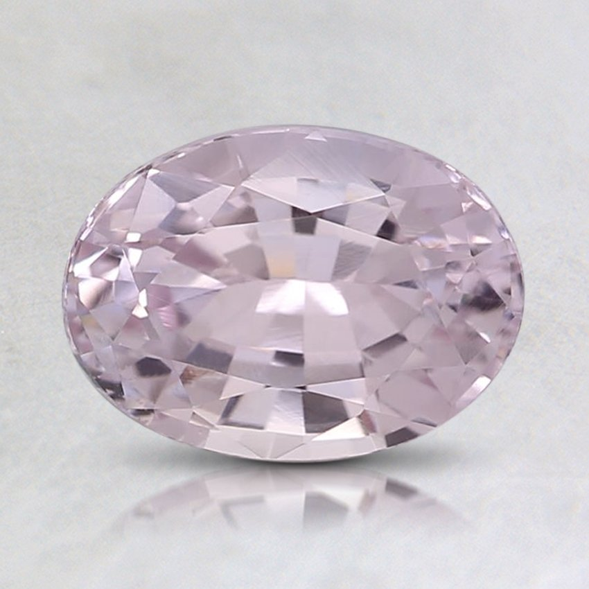 8x6mm Pink Oval Sapphire