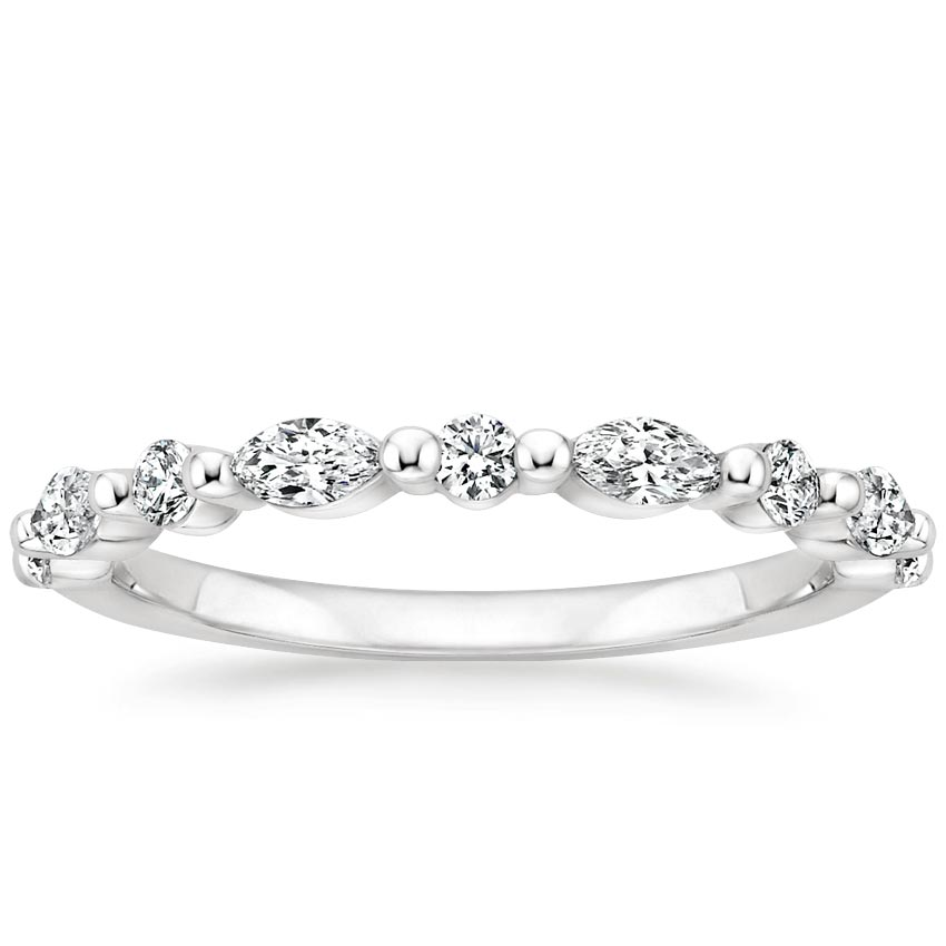 Versailles Diamond Ring (3/8 ct. tw.) in Platinum