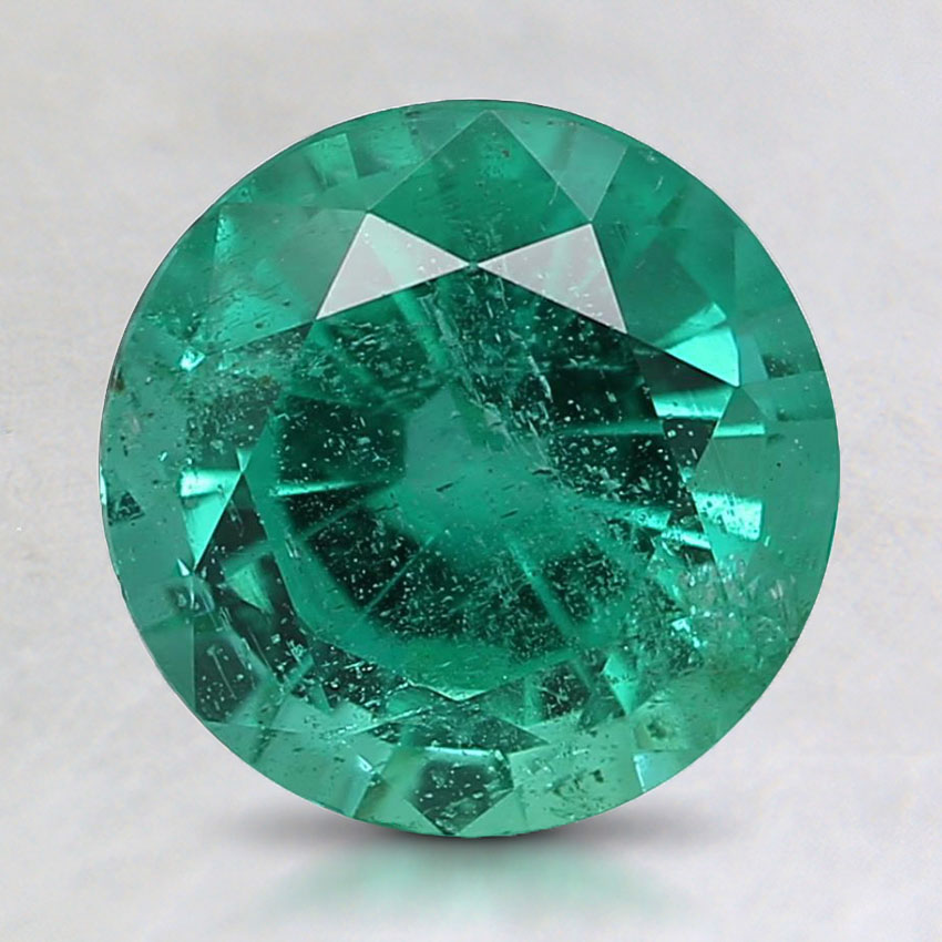 8mm Super Premium Round Emerald