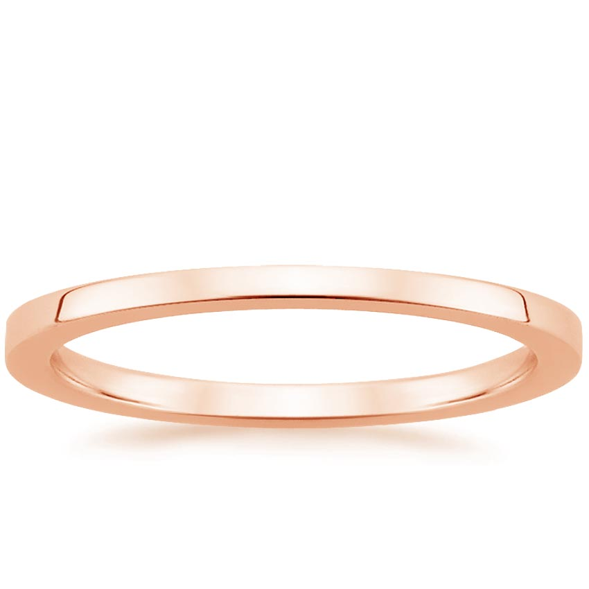 Rose Gold Petite Quattro Wedding Ring