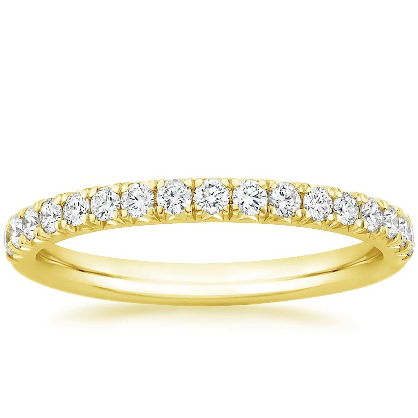 Top Twenty Women's Wedding Rings  - AMELIE DIAMOND RING (1/3 CT. TW.)