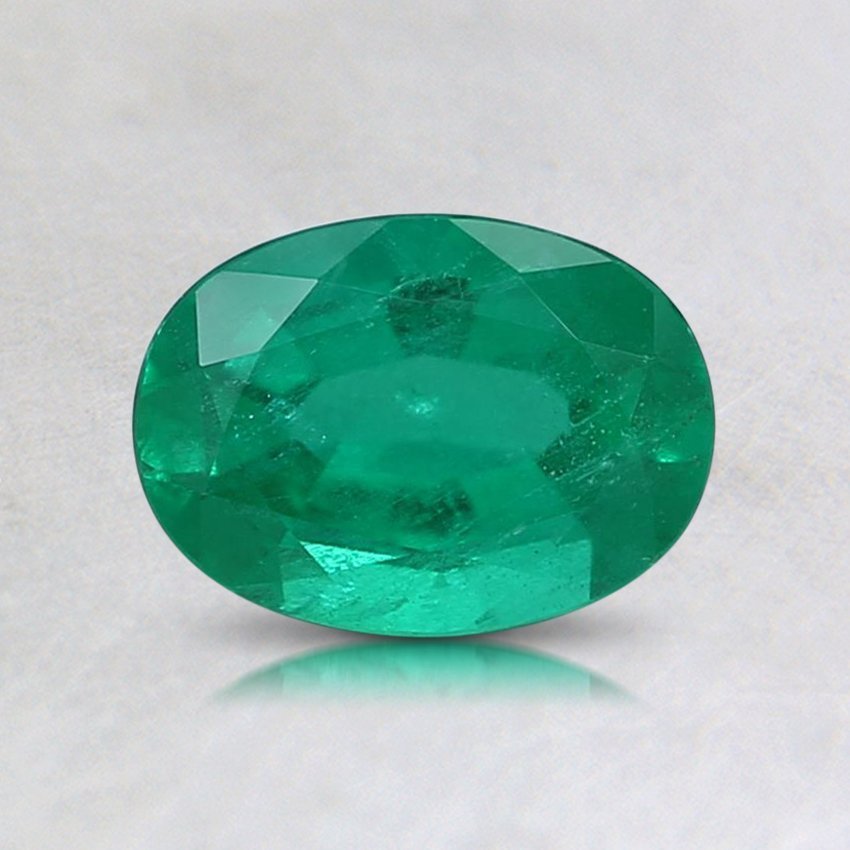 7x5mm Oval Emerald