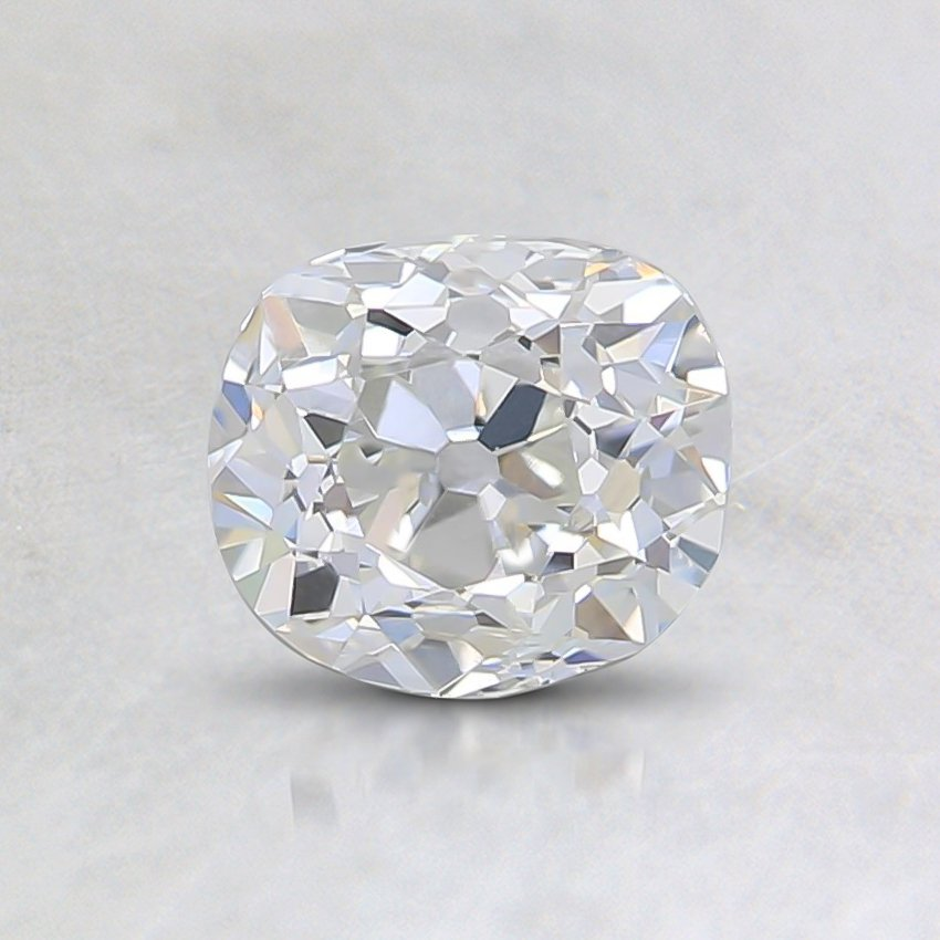 0.74 Ct., H Color, VS1, Old Mine Cut Diamond
