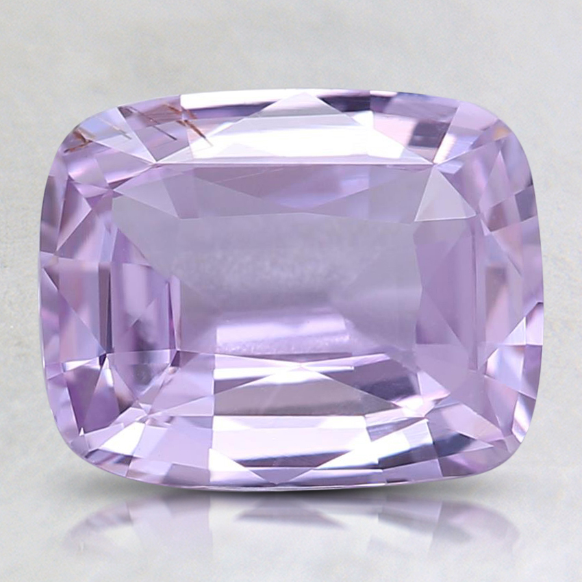 8.8x7.1mm Unheated Purple Cushion Sapphire