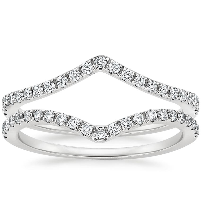 Flair Nested Diamond Ring Stack