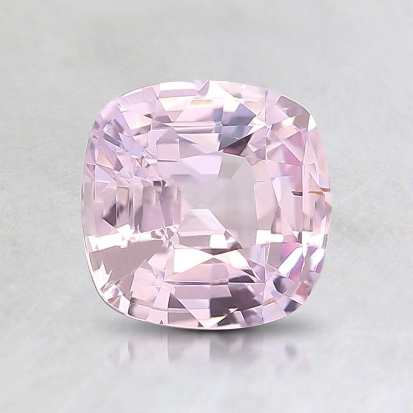6.2mm Unheated Cushion Pink Sapphire