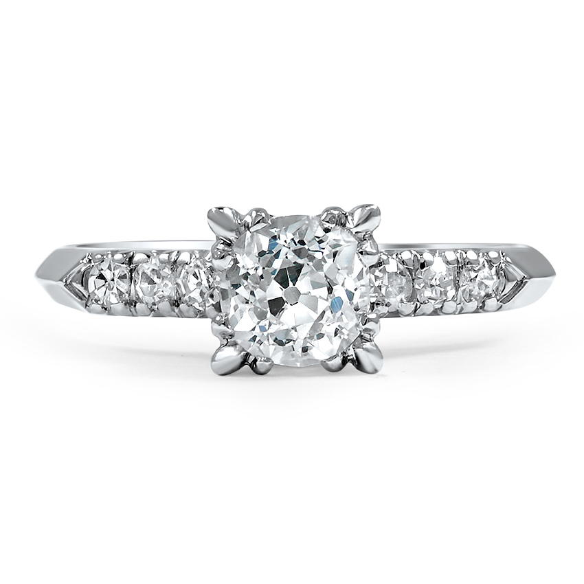 The Krissy Ring, top view