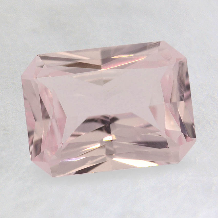 8x6mm Unheated Pink Radiant Sapphire