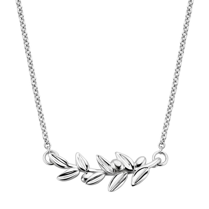 Top Twenty Gifts - SILVER OLIVE BRANCH PENDANT