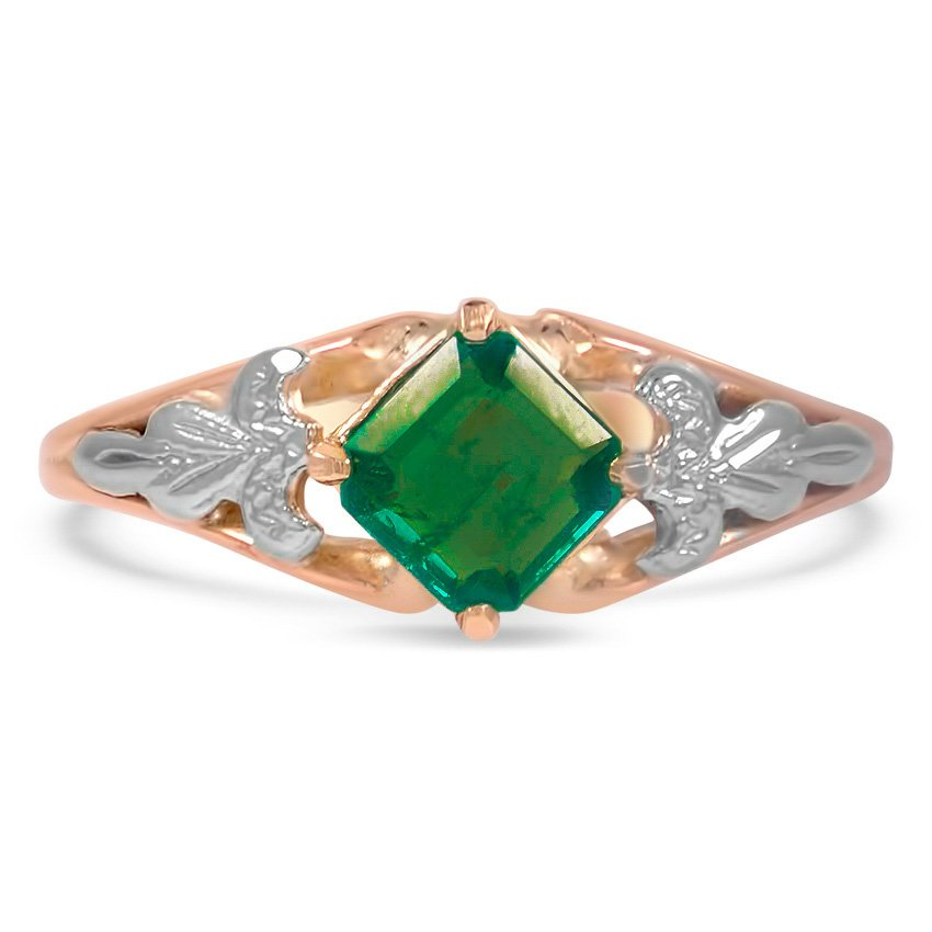 The Lilla Ring, top view