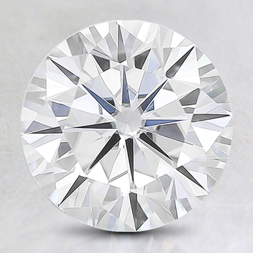 8.5mm Super Premium Round Moissanite