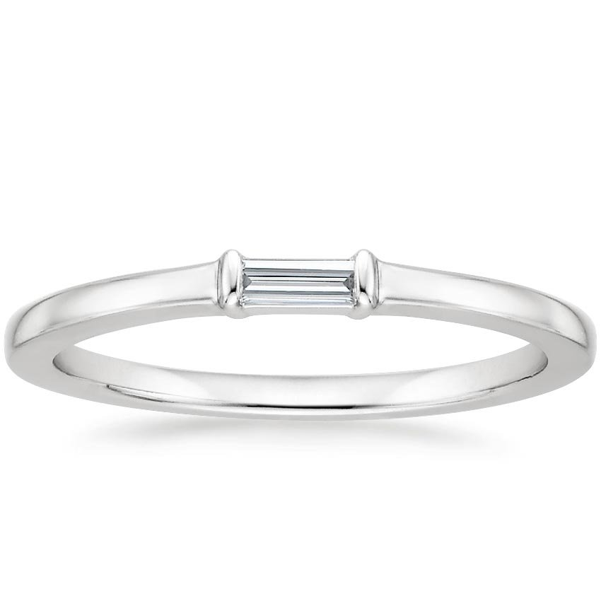 Baguette Diamond Ring Darby Brilliant Earth