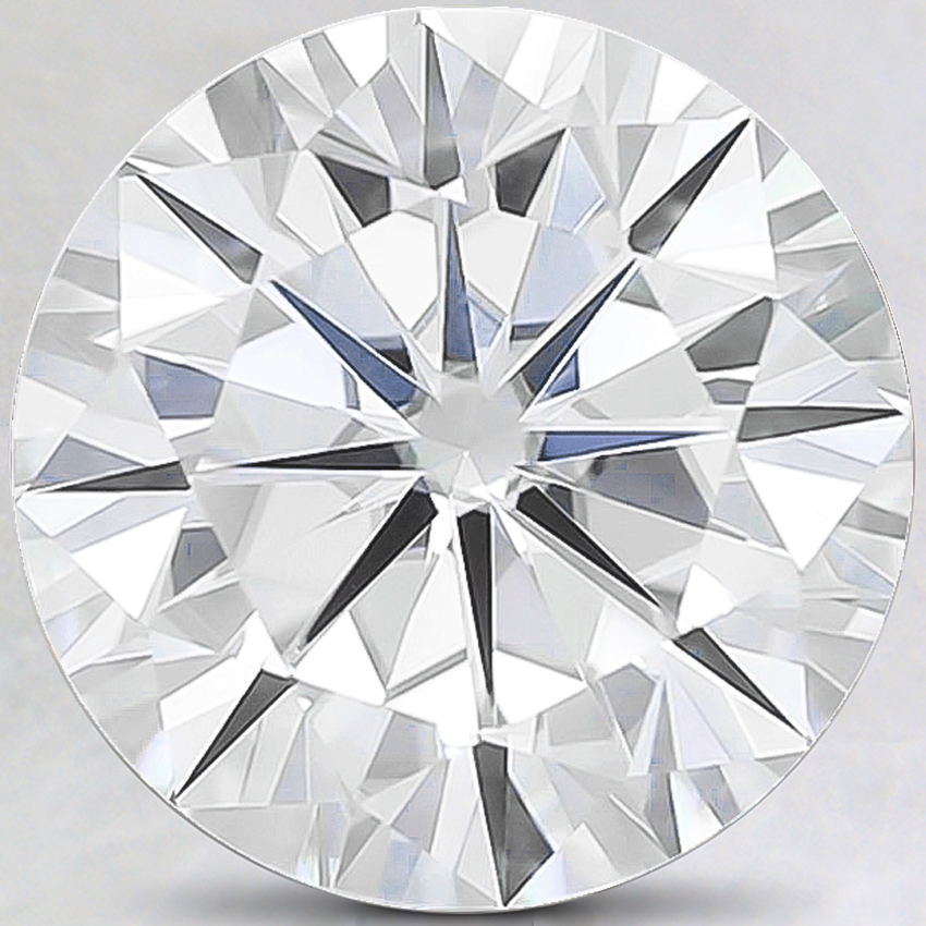 13mm Super Premium Round Moissanite