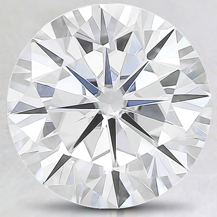 10.5mm Super Premium Round Moissanite