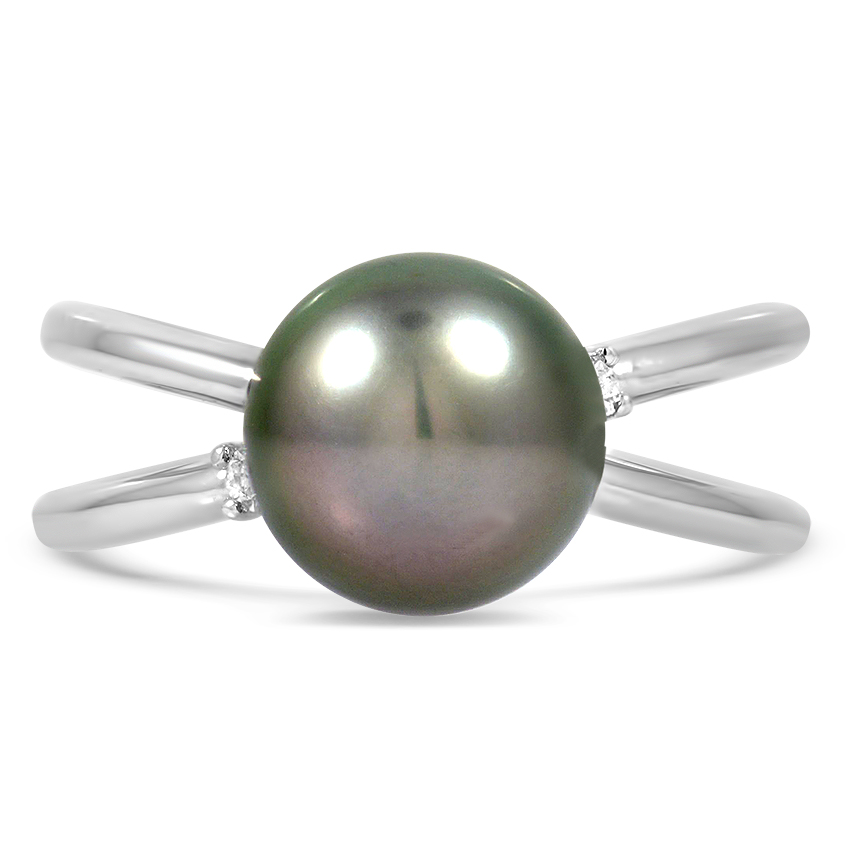 Modern Reproduction Pearl Vintage Ring