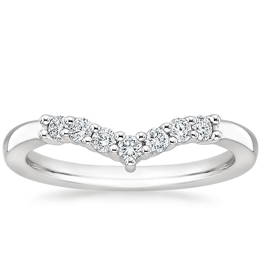 Verona Diamond Ring in Platinum