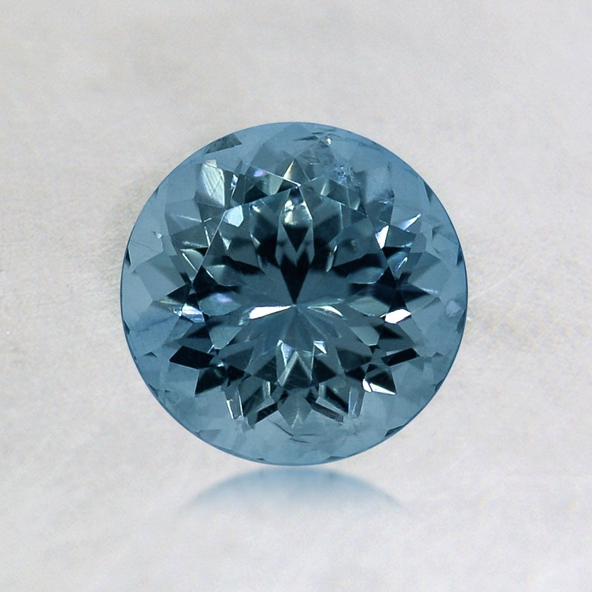 6mm Malawi Teal Round Sapphire
