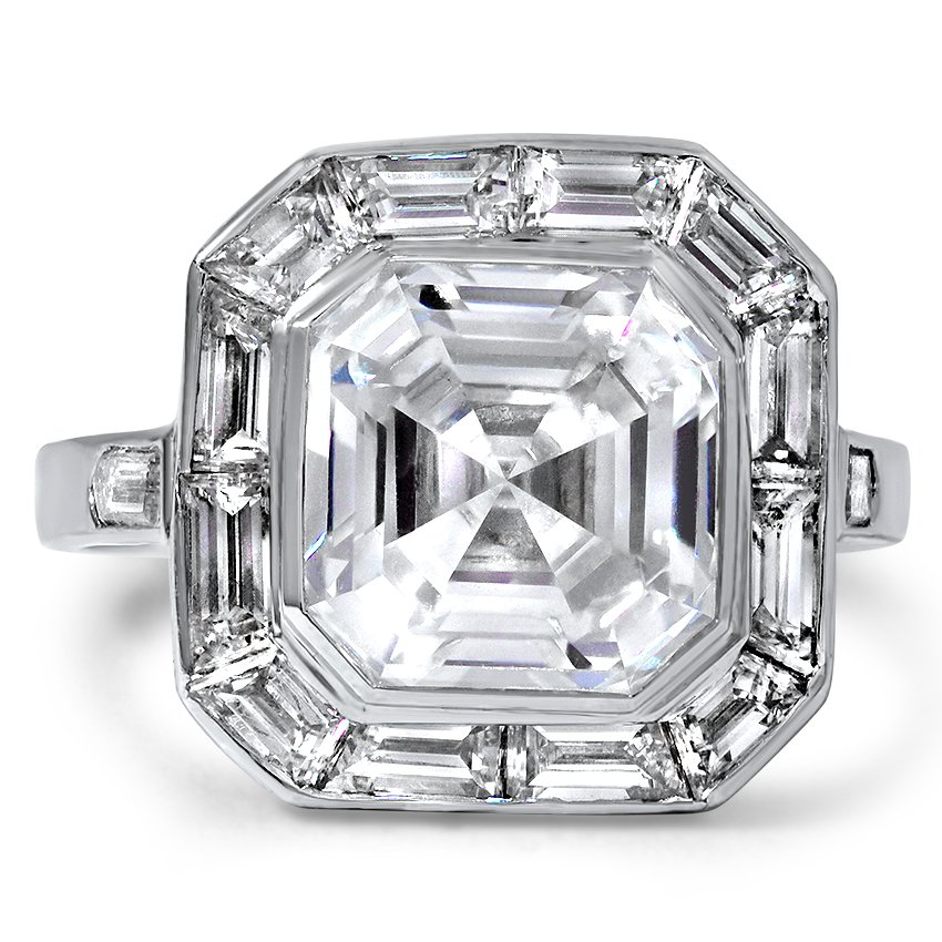 Art Deco Diamond Vintage Ring