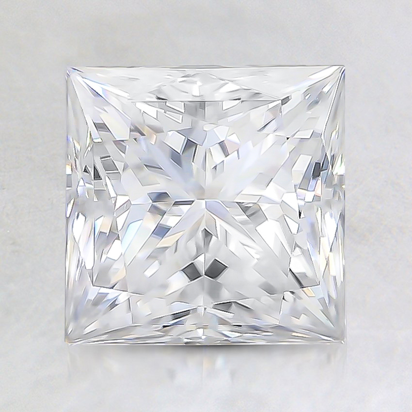 7mm Super Premium Princess Moissanite