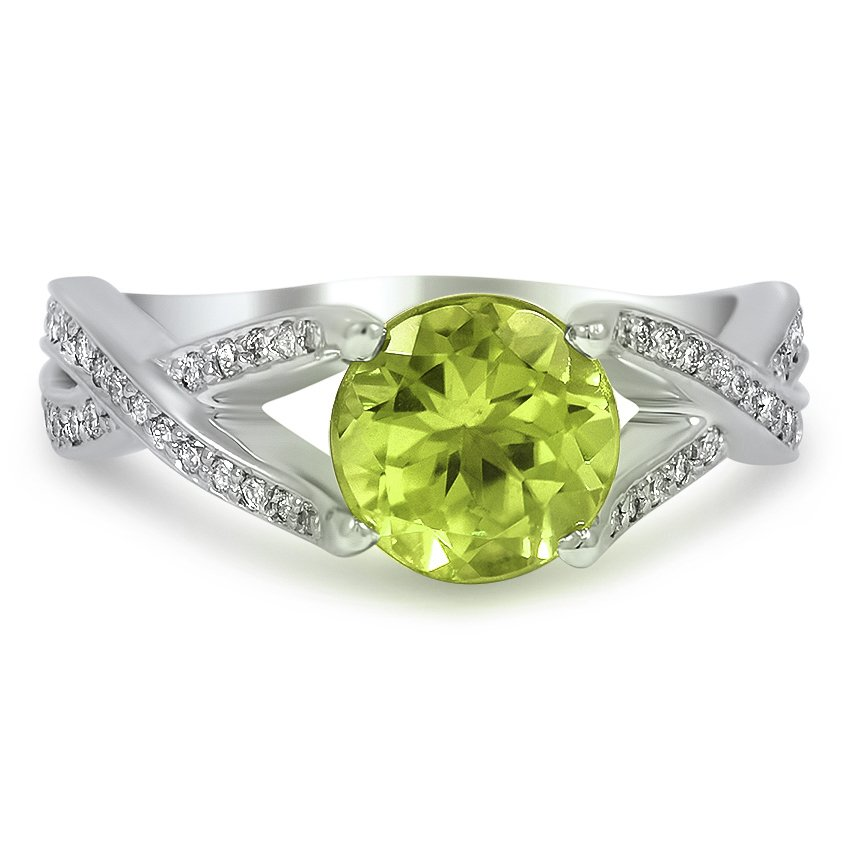 The Drema Ring, top view
