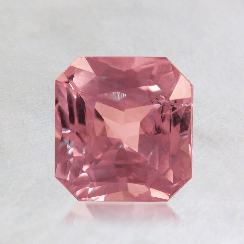 6mm Pink Radiant Sapphire