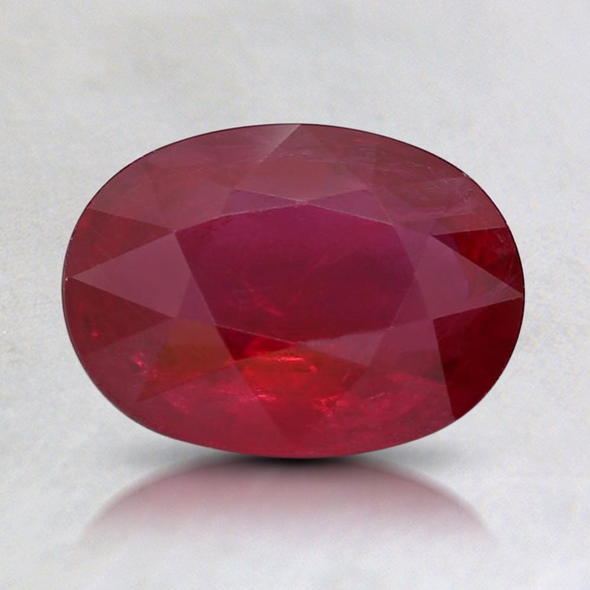 8x6mm Oval Ruby
