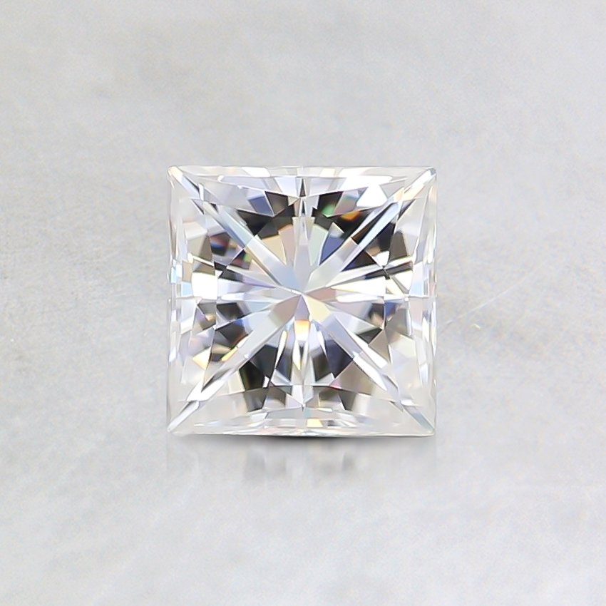 4.5mm Premium Princess Moissanite