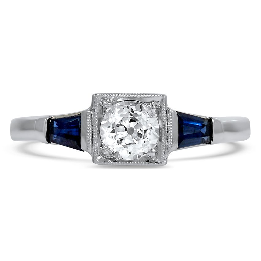 The Mandeville Ring, top view