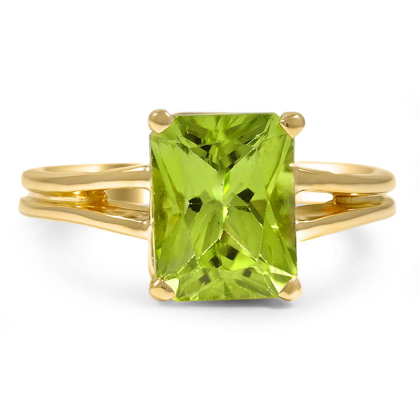The Joni Ring, top view