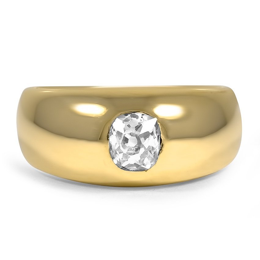 The Maryam Ring, top view