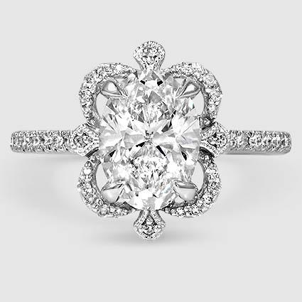 2 Carat Diamond Rings Brilliant Earth