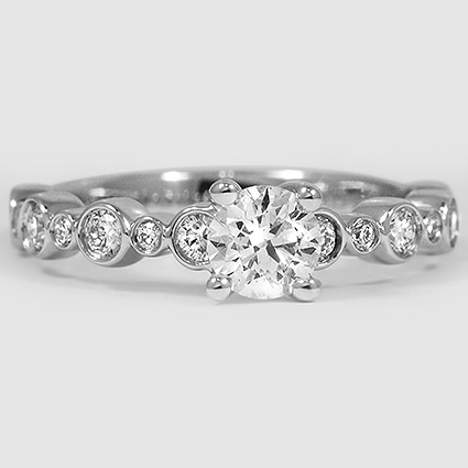18K White Gold Isla Diamond Ring (1/4 ct. tw.)