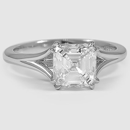 18K White Gold Reverie Ring