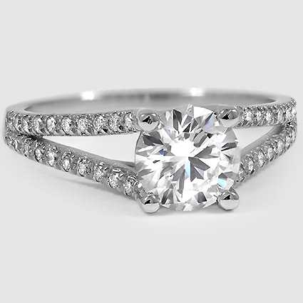 Platinum Astoria Diamond Ring