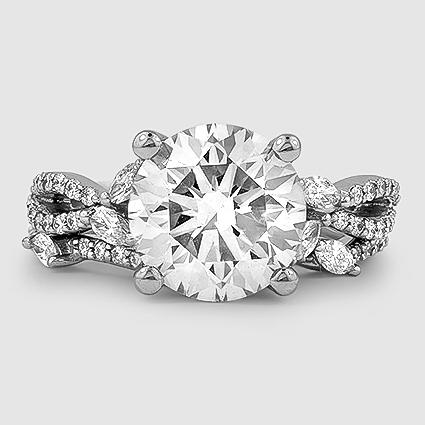 Platinum Luxe Willow Matched Set (1/2 ct. tw.)
